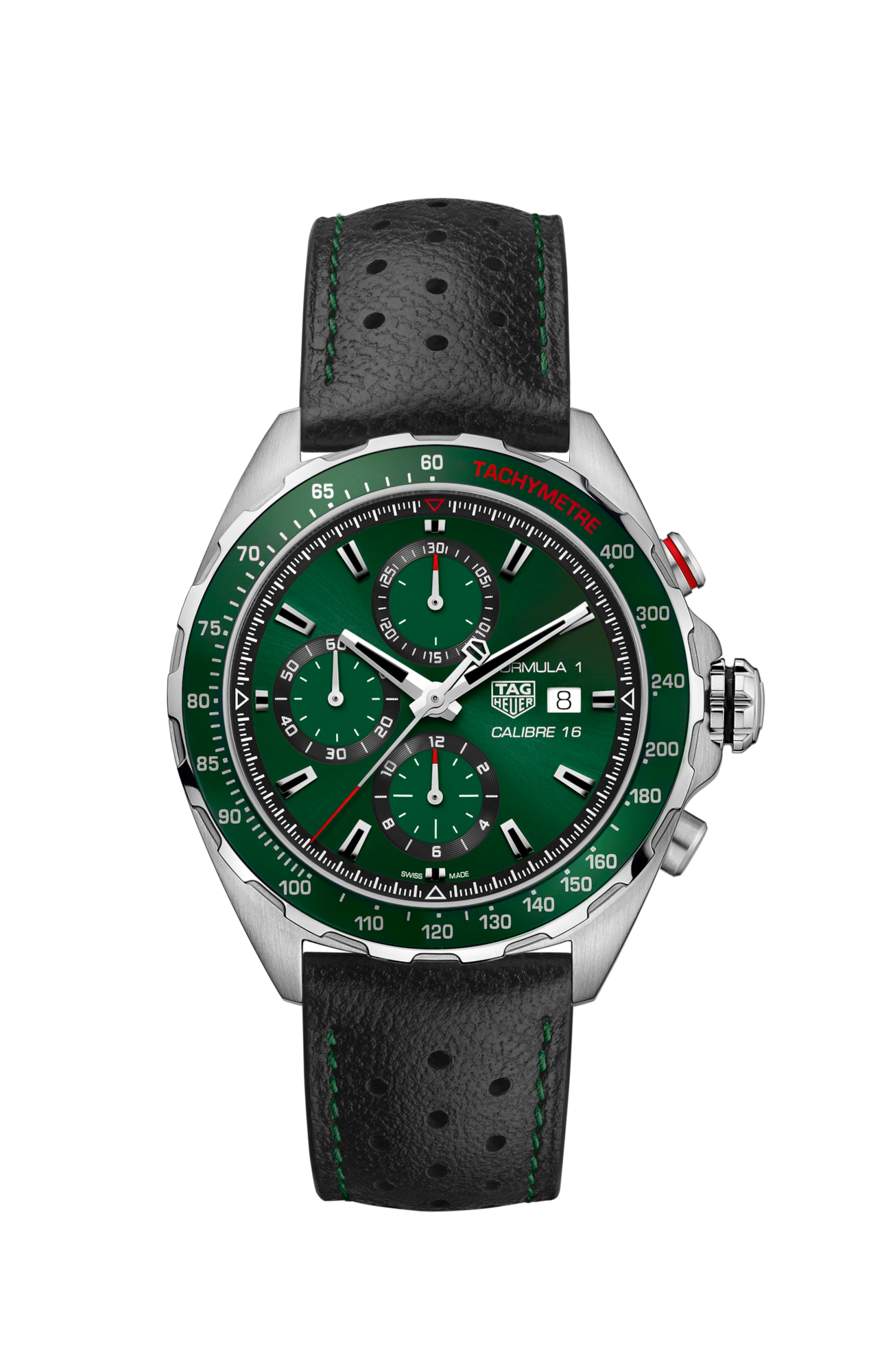 TAG Heuer Green Formula 1 Racing Green