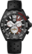 TAG Heuer Formula 1 x Indy 500 Black Rubber Steel Black