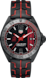 TAG Heuer Formula 1 Senna Special Edition Black Rubber Steel Black PVD HX0P76