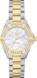 TAG HEUER AQUARACER Grey Plated Bico Steel White