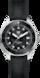 TAG Heuer Aquaracer Black Rubber and Nylon Steel Black