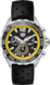 TAG Heuer Formula 1 Black Rubber Steel Black