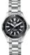 TAG HEUER AQUARACER No Color Steel Steel Black