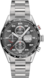 TAG HEUER CARRERA No Colour Steel Steel & Ceramic Grey