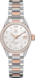 TAG HEUER CARRERA No Colour Steel and Gold Steel and Gold White