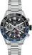 TAG HEUER CARRERA No Colour Steel Steel & Ceramic Black