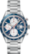 TAG Heuer Carrera No Colour Steel Steel Blue