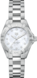 TAG Heuer Aquaracer No Colour Steel Steel White