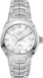 TAG Heuer Link No Colour Steel Steel White