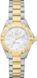 TAG Heuer Aquaracer No Color Plated Bico Steel White