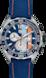 TAG Heuer Formula 1 Blue Leather Steel Blue