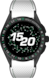 TAG Heuer Connected Golf Edition White, black and green Rubber Titanium