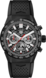 TAG HEUER CARRERA Black Rubber Ceramic Black