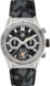 TAG Heuer Carrera Caliber Heuer 02T 160th Anniversary Japan Limited Edition Black Rubber and Alligator Titanium HX0U32
