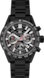 TAG Heuer Carrera Black Steel and Ceramic Steel & Ceramic Black