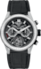 TAG Heuer Carrera Black Rubber and Alligator Titanium Black PVD Black