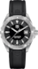 TAG Heuer Aquaracer Black Rubber Steel and Gold HX0M41