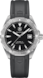 TAG Heuer Aquaracer Black Rubber Steel and Gold HX0M24