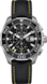 TAG Heuer Aquaracer Black Nylon Steel HX0N39