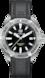 TAG Heuer Aquaracer Black Rubber Steel Black