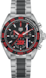 TAG HEUER FORMULA 1 No Color Steel and Ceramic Steel & Ceramic HX0S97