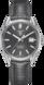 TAG HEUER CARRERA Grey Leather Alligator Steel Grey