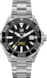 TAG Heuer Aquaracer No Color Steel Steel Alu Black