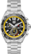 TAG Heuer Formula 1 No Color Steel Steel & Ceramic Black