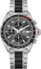 TAG HEUER FORMULA 1 No Color Steel and Ceramic Steel Grey