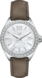 TAG HEUER FORMULA 1 Grey Leather Steel White