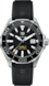 TAG Heuer Aquaracer Black Rubber Steel Alu Black