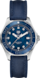 TAG Heuer Aquaracer Blue Rubber and Nylon Steel Blue