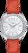 TAG Heuer Formula 1 Orange Leather Steel White