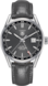 TAG HEUER CARRERA Grey Leather Alligator Steel HX0N09