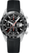 TAG Heuer Carrera Black Rubber Steel HX0P21