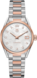 TAG HEUER CARRERA No Color Steel Gold Steel and Gold White