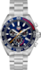 TAG Heuer Formula 1 x Red Bull Racing No Color Steel Steel Blue