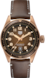 TAG Heuer Autavia Brown Leather Bronze Brown