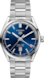 TAG Heuer Carrera Twin-Time No Color Steel Steel Blue