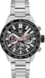 TAG HEUER CARRERA No Color Steel Steel & Ceramic Black