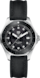 TAG HEUER AQUARACER Black Rubber and Nylon Steel Black