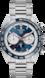 TAG Heuer Carrera 160 Aniversario Sin color Acero Acero y cerámica Azul
