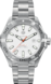 TAG HEUER AQUARACER Sin color Acero Acero Blanco