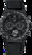 TAG HEUER CARRERA SPECIAL EDITION Negro Caucho y piel de cocodrilo Titanio y cerámica HX0P28