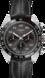 TAG Heuer Carrera Porsche Chronograph Special Edition Negro Piel Acero y cerámica Negro