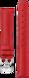 TAG HEUER FORMULA 1 Bracelet rouge en cuir
