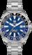 TAG Heuer Aquaracer Sans couleur Acier Acier Blue