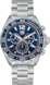 TAG HEUER FORMULA 1 Incolore Acier Acier Bleu