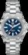 TAG Heuer Aquaracer Sans couleur Acier Acier Bleu