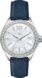 TAG HEUER FORMULA 1 Bleu Cuir Acier Blanc